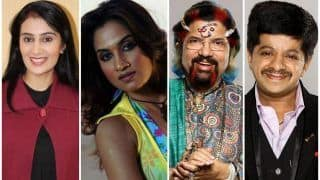 Bigg Boss Marathi Nominations Revealed: Anil Thatte, Vineet Bhonde, Sai Lokur, Smita Gondkar Get Nominated For Eviction In The First Week - Watch Video