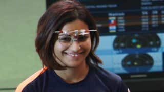 Shooter Heena Sidhu Wins Gold in Women's 25 Metre Pistol Final at Commonwealth Games 2018