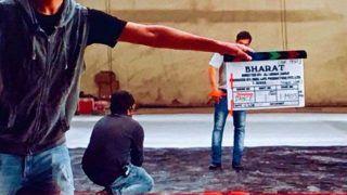 सलमान खान ने शुरू की 'भारत' की शूटिंग, देखिए First Pic