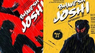 Bhavesh Joshi Superhero Teaser: Harshavardhan Kapoor Is Here To Give All The Bad Guys In Town A Run For Their Money - Watch Video