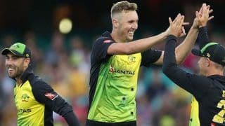 IPL 2018: SRH Pacer Billy Stanlake Ruled Out For The Remainder of Tournament