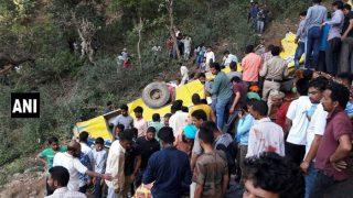 हिमाचल प्रदेश में दर्दनाक हादसा, स्कूल बस खाई में गिरने से 26 बच्चों सहित 30 की मौत