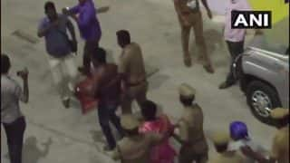 Chennai: Police Detain Naam Tamilar Katchi Workers For Throwing Footwear on Ground During IPL Match