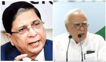 BJP, Congress Indulge in War of Words  After Naidu Rejects Impeachment Motion Against CJI