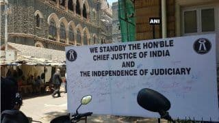 Bombay High Court Lawyers Begin Signature Campaign in Support of Chief Justice of India Dipak Misra
