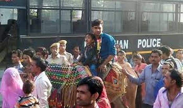 Rajasthan Dalit Groom Thrashed And Forced Off Horse During Wedding