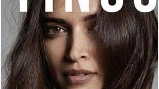 After TIME's 100 Influential List, Deepika Padukone Sizzles On Tings London Cover