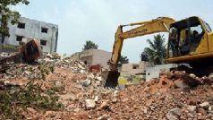 अतिक्रमण रोधी मुहिम में बाधा पहुंचाने पर भाजपा नेता समेत 125 लोगों के खिलाफ केस दर्ज