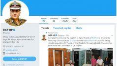इस 'मासूम' वजह से गांव में रहने वाले 10वीं के बच्चे ने UP DGP के नाम बनाया ट्विटर अकाउंट, पुलिस मानने लगी उसके आदेश