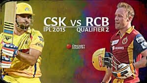 Royal Challengers Bangalore Vs Chennai Super Kings Live Cricket Score