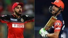 Sunrisers Hyderabad Vs Kings XI Punjab Live Cricket Score Match 25