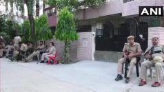 बिहार: मुजफ्फरपुर के निलंबित SSP विवेक कुमार के घर जारी रही छापेमारी