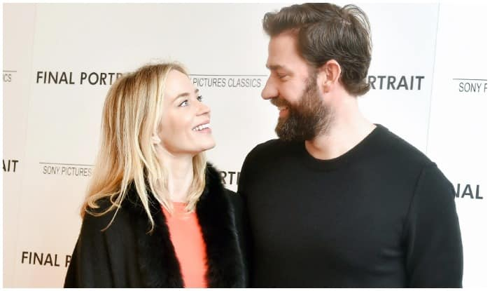 Emily Blunt, John Krasinski Reveal Cute Details About Their Family Life While Promoting A Quiet Place