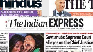 फ्रंट लाइन न्यूूूज: गुस्साने पर जज ने भेजा था मेंटल हॉस्पिटल, हाईकोर्ट ने माफी मांगकर 2 लाख रु. दिलाए