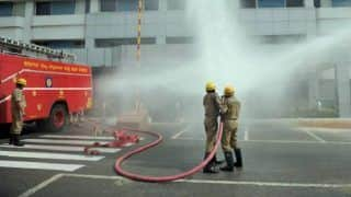Airport Authority of India Appoints Its First Woman Firefighter Taniya Sanyal