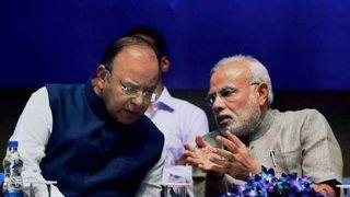 'नोटबंदी और जीएसटी' की मार से अर्थव्यवस्था की चाल हुई धीमी, भारत की रेटिंग माइनस में