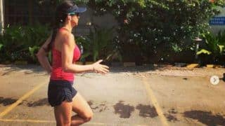 Gul Panag and Her Dad's Fitness Challenge Give Some Serious Fitness Goals! Check Out Pics