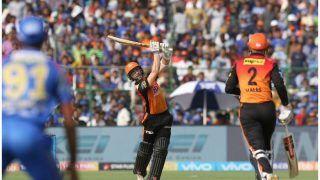 हैदराबाद का धाकड़ प्रदर्शन जारी, लगातार तीसरी बार कम स्कोर का बचाव कर मैच जीता