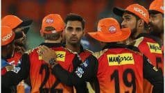IPL 2018: पंजाब ने अब तक अपराजेय रही हैदराबाद को दी पटखनी, गेल ने ठोका शतक