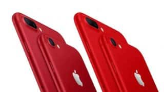 iPhone 8 और iPhone 8 Plus रेड कलर में हुआ लॉन्च