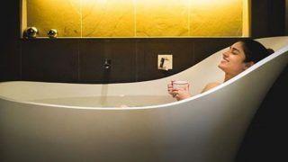 क्या प्रेग्नेंट हैं इलियाना डिक्रूज? पति ने बाथटब की तस्वीर शेयर करके दिया क्लू