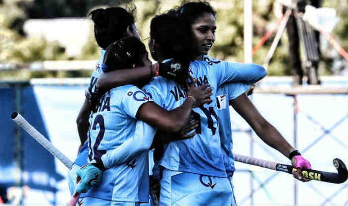भारत की महिला हॉकी टीम, फाइल फोटो