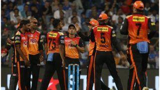 हैदराबाद के इस तेज गेंदबाज को भुगतना पड़ा जोश में जश्न का खामियाजा, लगी फटकार