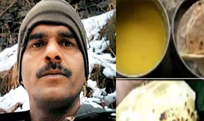 Last year, a BSF jawan had complained about the quality of food served to them.