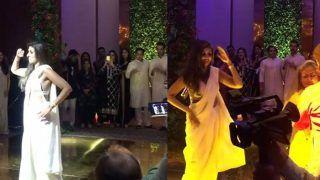 Video: जब  डांस फ्लोर पर बेटी श्वेता के साथ उतरीं जया बच्चन, 'पल्लू लटके' पर जमकर लगाए ठुमके