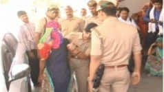 यूपी: रेप की शिकायत पर पुलिस ने बदचलन कहकर भगाया, पीड़िता ने SSP ऑफिस में किया आत्मदाह का प्रयास