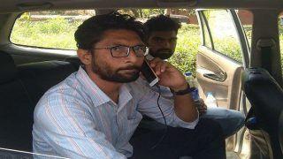 जयपुर में सभा करने जा रहे जिग्नेश मेवाणी को पुलिस ने एयरपोर्ट पर ही हिरासत में लिया, जिग्नेश ने कहा- मेरा क्या है, मैं तो घास हूं