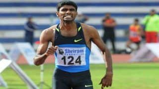 Commonwealth Games 2018: Sprinter Jinson Johnson Sets National Record in 1500 Metre Track Race