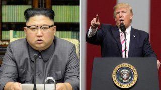 नॉर्थ कोरिया के तानाशाह किम ने रोके न्यूक्लियर-मिसाइल टेस्ट, ट्रंप ने कहा- खुशी की बात