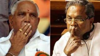 Karnataka Crisis: Congress MLAs Return Ahead of CLP Meeting Today; BS Yeddyurappa Rejects Poaching Charges