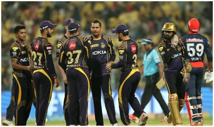 File picture of KKR.