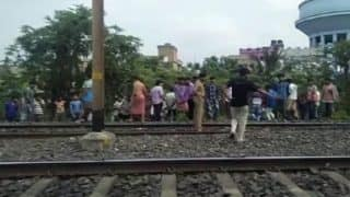West Bengal: Explosion at Dum Dum Cantonment Railway Line in Kolkata; One Critically Injured
