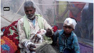 5 साल के बच्चे के लिए 25 मिनट तक तेंदुए से लड़ते रहे 55 साल के कुंजीलाल, लक्ष्मीबाई वीरता पुरस्कार से हो सकते हैं सम्मानित