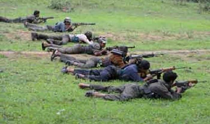 13 naxals killed in an encounter in Gadchiroli, Maharashtra