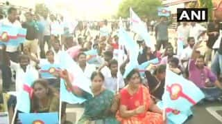 Cauvery Row: Protest Outside M A Chidambaram Stadium Against IPL Matches; Security Tightened