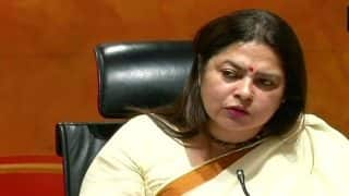 Kathua, Unnao Rape Cases: Shout Minority Minority, Dalit Dalit, Women Women, Then Blame Centre For State Issues, That's Congress's Plan, Says BJP MP Meenakshi Lekhi