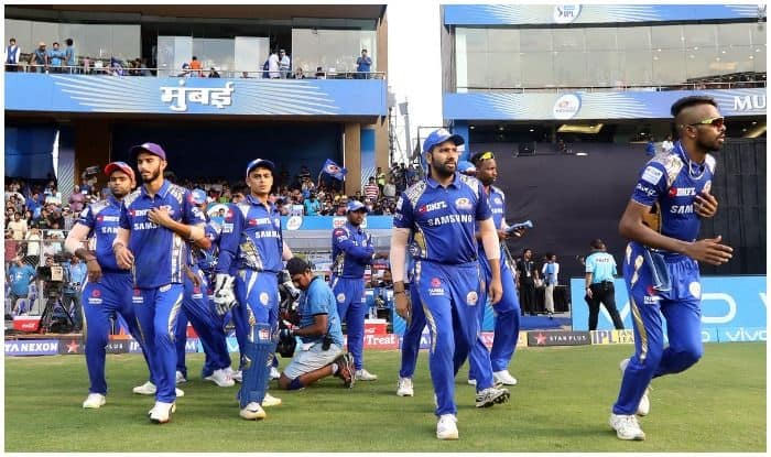 Mumbai Indians beat Chennai Super Kings by 8 wickets in IPL