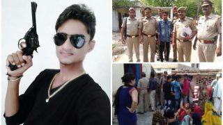 फेसबुक पर खुद को 'नया बाप' लिख पिता को गोली मारने वाला 17 साल का बेटा अरेस्ट, बोला- पापा डांटते थे, इसलिए मार दिया