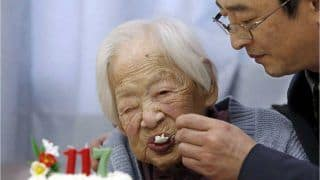 Nabi Tajima, World's Oldest Person, Dies at 117; Another Japanese Woman Now Holds The Record