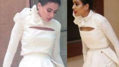 निया शर्मा के लिए सिर दर्द बनी बिना फिटिंग की ये ड्रेस, एडजस्ट करते-करते हुआ बुरा हाल