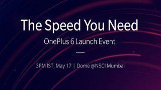 भारत में 17 मई को लॉन्च होगा वनप्लस6 स्मार्टफोन, अमेजन पर प्री बुकिंग शुरू
