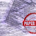 महाराष्ट्र में दसवीं कक्षा के तीन विषयों के पेपर लीक, भिवंडी के दो सेंटरों पर संदेह