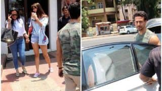 Disha Patani Spends Quality Time With Beau Tiger Shroff And His Mother Ayesha Shroff, Is Something Cooking?