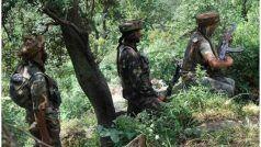 छत्तीसगढ़: माओवादियों के साथ गोलीबारी में सीआरपीएफ अधिकारी शहीद