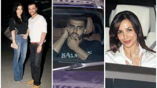 Malaika Arora, Arjun Kapoor Attend Maheep Kapoor's Birthday Together At Karan Johar's Residence? (View Pics)