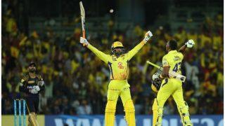 IPL 2018 : 2 मैच, 1 टारगेट, 1 अंजाम... बदला तो बस चेन्नई की जीत का हीरो